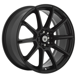 Konig Wheels Control - Matte Black - 14x6