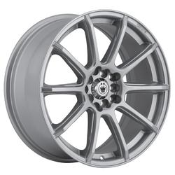 Konig Wheels Control - Silver