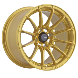 Konig Wheels Dial In - Gloss Gold Rim