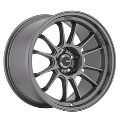 Konig Wheels Hypergram - Matte Grey - 18x10.5