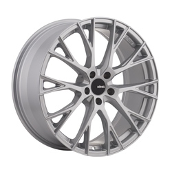 Konig Wheels Interflow - Metalic Silver Rim