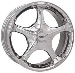 Konig Wheels Bandwidth - Chrome