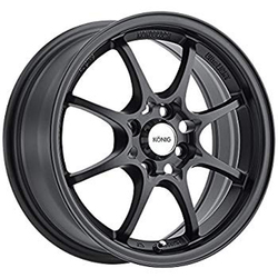 Konig Wheels Helium - Matte Black