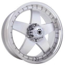 Konig Wheels Highroad - Silver Face Polish Rim