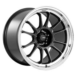 Konig Wheels Hypergram - Metallic Carbon W/ Machined Lip Rim
