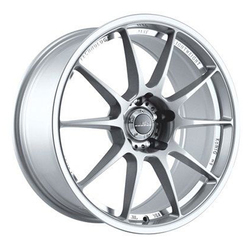 Konig Wheels Milligram - Silver/Machine Undercut