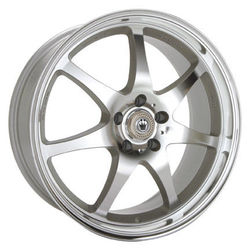 Konig Wheels Next - Silver Rim