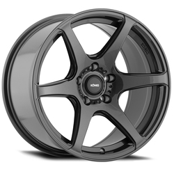 Konig Wheels Tandem - Gloss Graphite
