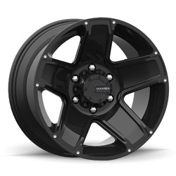 Mamba Wheels Mamba Wheels M13 - Matte Black - 17x9