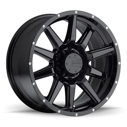 Mamba Wheels M15 - Gloss Black Rim - 18x9