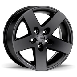 Mamba Wheels Mamba Wheels MR1X - Matte Black - 15x8