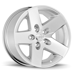 Mamba Wheels MR1X - Silver Rim - 16x8