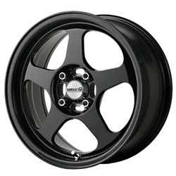Maxxim Wheels Air - Matte Black Rim - 15x6.5