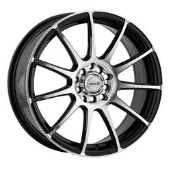 Maxxim Wheels Champ - Machined Face / Gloss Black Rim