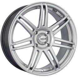Maxxim Wheels Vigor - Hyper Silver Rim