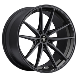 Konig Wheels Oversteer - Gloss Black Rim
