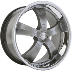 Privat Wheels Privat Wheels Kontakt - Black Opal - 18x9.5