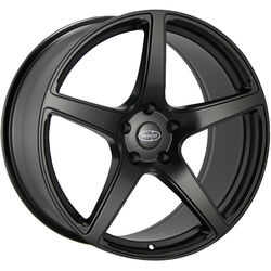 Privat Wheels Kuhl - Piano Black - 19x10