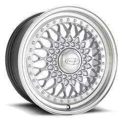 Privat Wheels Remember - Silver/Machine Lip
