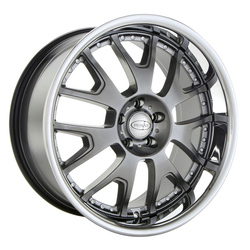 Privat Wheels Privat Wheels Rennstadt - Black Opal - 19x9.5