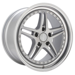 Privat Wheels Reserv - Forge Silver - 19x9.5