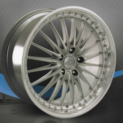 Privat Wheels Zwanzig - Steel Grey Rim - 19x9