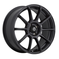Konig Wheels Runlite - Matte Black