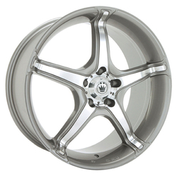 Konig Wheels Trouble - Silver