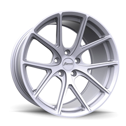 Bravado Wheels Tribute - Silver Rim - 18x9