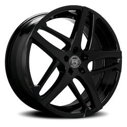 Lexani Wheels Bavaria - Gloss Black