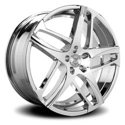 Lexani Wheels Bavaria - Chrome