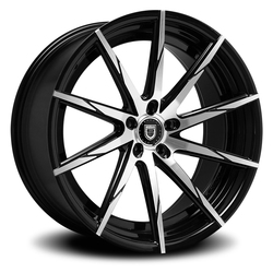 Lexani Wheels CSS15 - Machined Face - 24x9