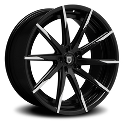 Lexani Wheels CSS15 - Machined Tips - 24x9