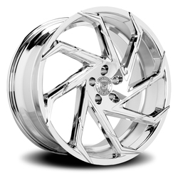 Lexani Wheels Cyclone - Chrome