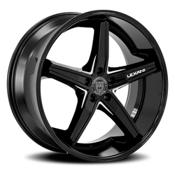 Lexani Wheels Fiorano - Gloss Black