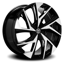Lexani Wheels Ghost - Machined Face Rim - 26x10