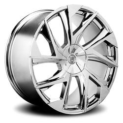 Lexani Wheels Ghost - Chrome