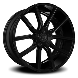 Lexani Wheels Gravity - Gloss Black - 24x9
