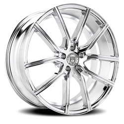 Lexani Wheels Gravity - Chrome - 24x9