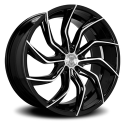 Lexani Wheels Matisse - Machined Face