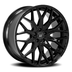 Lexani Wheels Morocco - Gloss Black