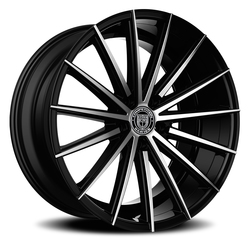 Lexani Wheels Pegasus - Machined Face