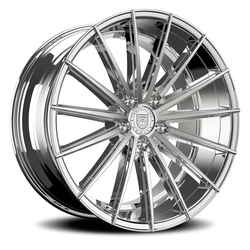 Lexani Wheels Pegasus - Chrome
