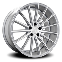 Lexani Wheels Pegasus - Silver Machined