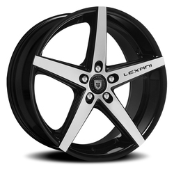 Lexani Wheels R-Four - Machined Face