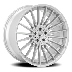 Lexani Wheels Ressa - Silver Rim