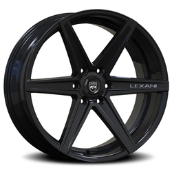 Lexani Wheels Savage - Gloss Black