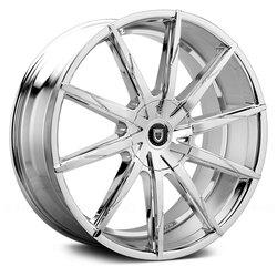 Lexani Wheels CSS15 - Chrome Rim - 24x9