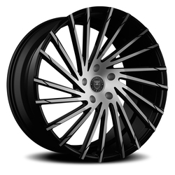 Lexani Wheels Wraith - Machined Face