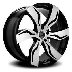 Lexani Wheels Zagato - Machined Face Rim - 26x10